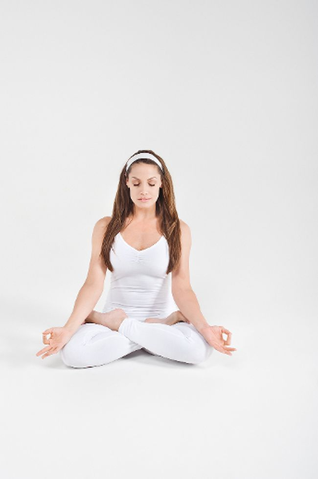 Trish Stratus Fitness Yoga