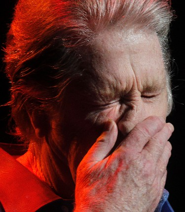 Brian Wilson performed at the National Arts Centre in Ottawa Monday June 20, 2011.   TONY CALDWELL/OTTAWA SUN/QMI AGENCY
