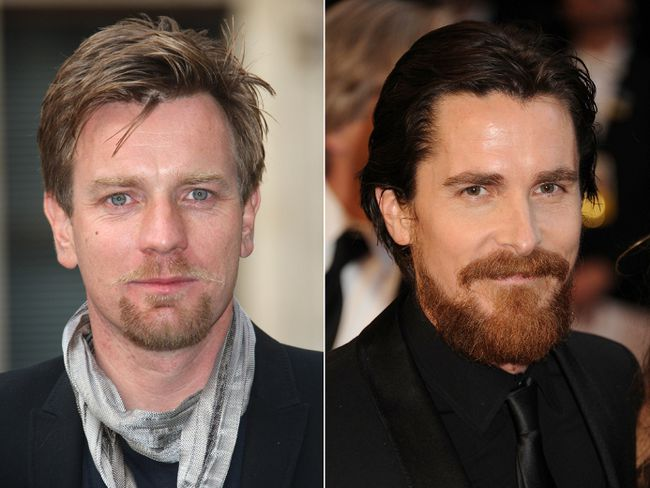 Ewan McGregor  Christian Bale