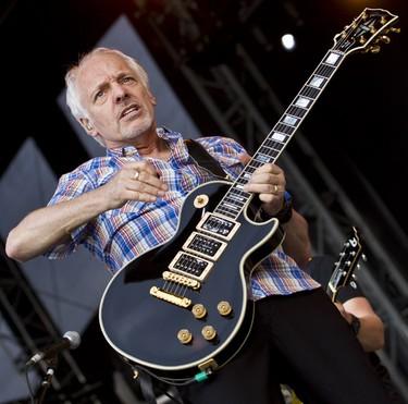Peter Frampton performing at Ottawa Bluesfest. Sunday July 10,2011. (ERROL MCGIHON/THE OTTAWA SUN/QMI AGENCY)