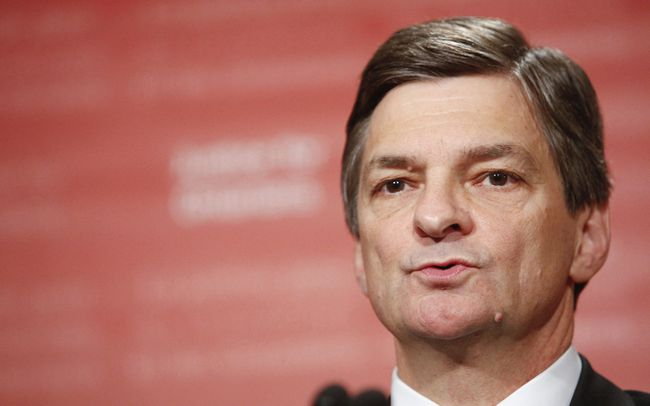 Ontario Energy Minister Chris Bentley (Greg Henkenhaf/QMI Agency Files)