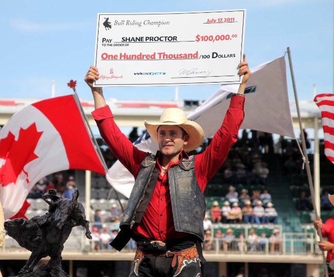Stampede Rodeo Winners Stampede Photos Calgary