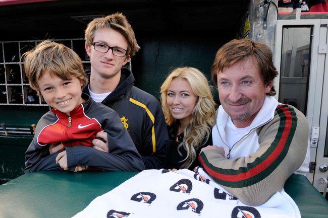 Trevor Gretzky