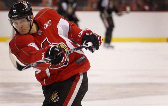 Jason Spezza, Ottawa Senators