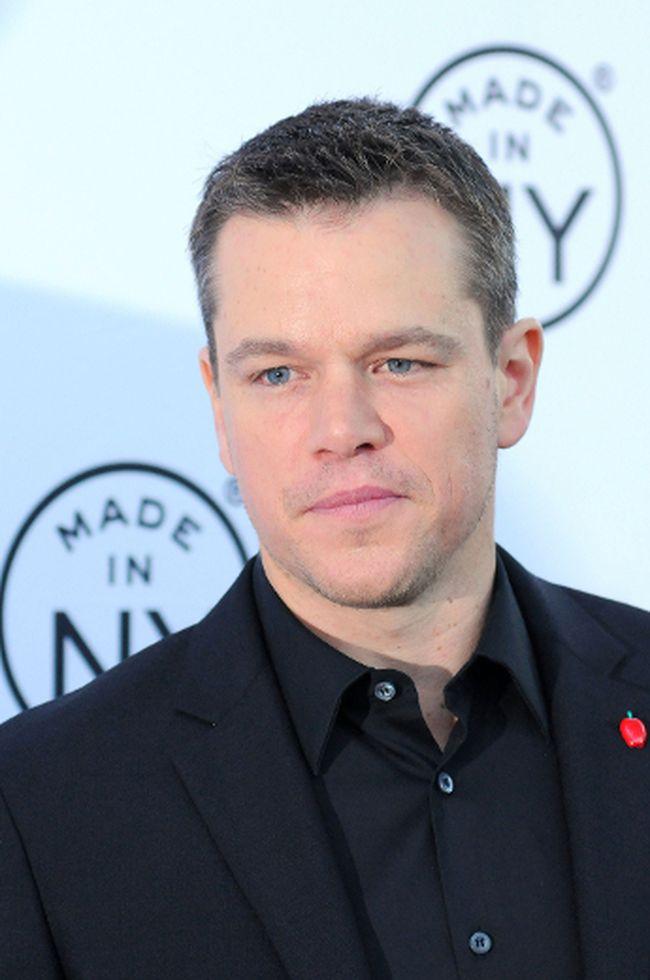 Matt Damon. (WENN.COM)