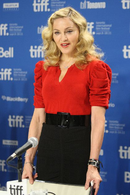 Madonna at TIFF