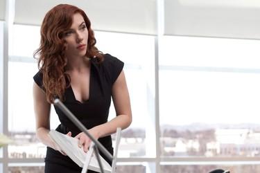 Scarlett Johansson dans Iron Man 2 photo Agence QMI