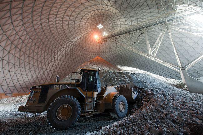 Agnico-Eagle's Goldex mine