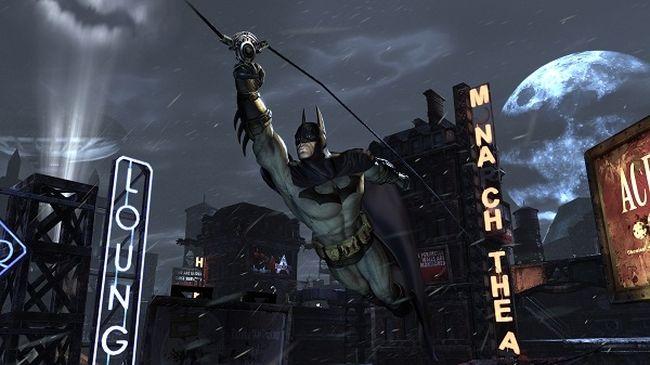 """Batman: Arkham City."" (HO)"