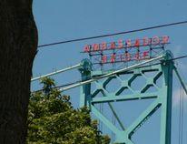 Ambassador Bridge. (QMI Agency file photo)