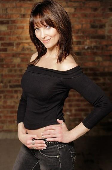 Velvet, 48, is one of Mike Strobel's Moonlight Ladies All-Stars.