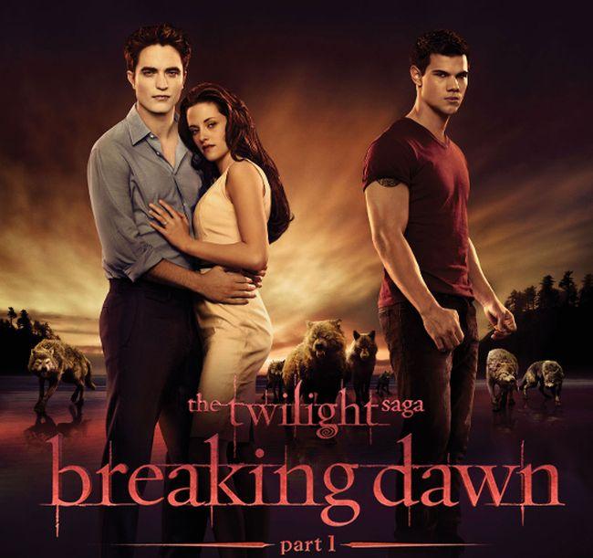Twlight: Breaking Dawn - Part 1