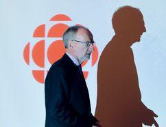 CBC President Hubert Lacroix. (QMI Agency Files)
