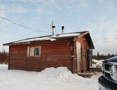 A home at Attawapiskat. (JOHN TORY JR.)