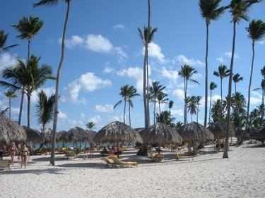 Hit the white sand beaches of Punta Cana at the Iberostar Grand Hotel Bavaro. (Nicole Feenstra/QMI Agency)