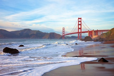 10. San Francisco. (Shutterstock)