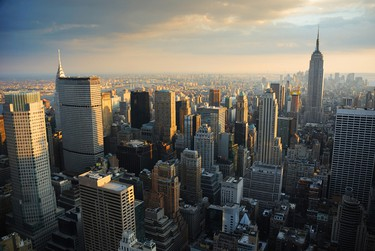 2. New York City. (Shutterstock)