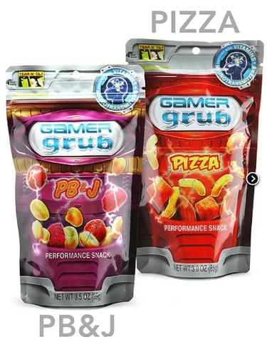 9. Fuel: Gamer Grub Energy Snacks ($2.99 - $7.99), Thinkgeek.com. (Supplied)