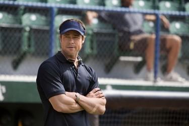 "SAG Awards 2011 Nominees, Movie Category, Best Actor Brad Pitt, ""Moneyball"""