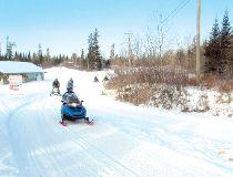 Snowmobile filer