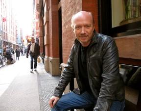 Paul Haggis (Postmedia file photo)