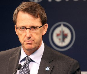Mark Chipman. (Winnipeg Sun files)