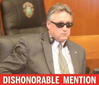 City councillor Ross Eadie.