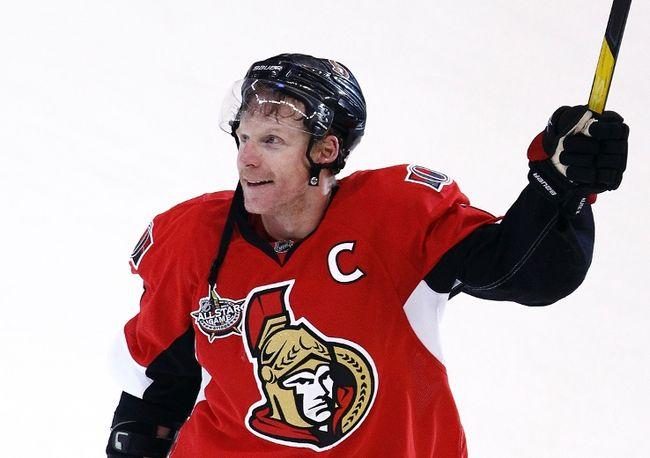 Daniel Alfredsson, Ottawa Senators captain