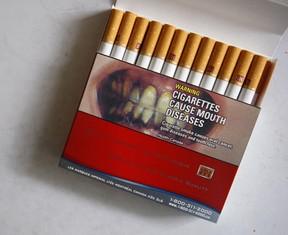 Cigarettes filer
