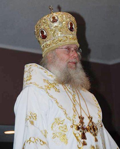 Archbishop Seraphim Storheim