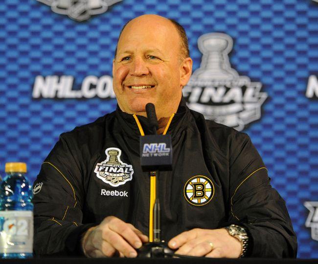 Claude Julien, Boston Bruins