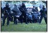The Adam Nobody arrest during the G20 Summit in Toronto in June 2010. (Toronto Sun files)