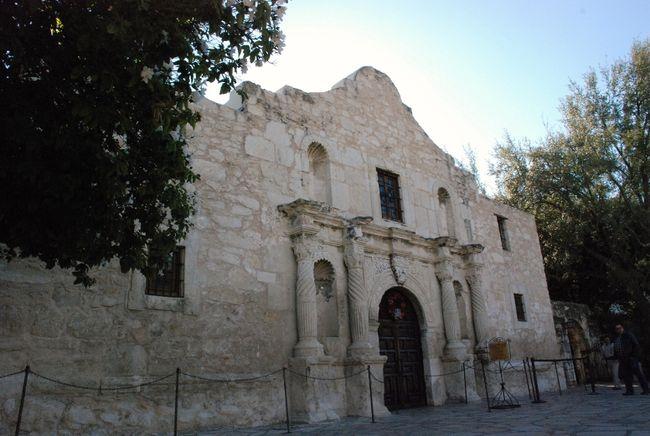 Don T Whiz On The Alamo Man Told The Kingston Whig