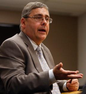 Metrolinx president and CEO Bruce McCuaig. (DAVE ABEL/Toronto Sun files)