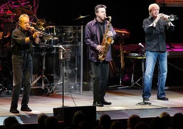 Chicago performing at the NAC in Ottawa Feb 3, 2012.   Tony Caldwell/QMI Agency