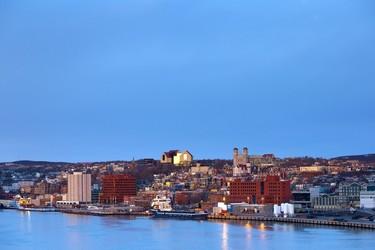 10. St. John's, Newfoundland. (Shutterstock)