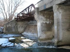 Misner Dam