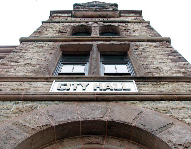 Woodstock City Hall