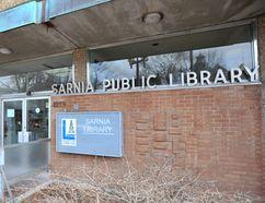 Sarnia Library (Postmedia Network file photo)