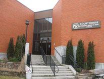 Simcoe courthouse. (FILE PHOTO)