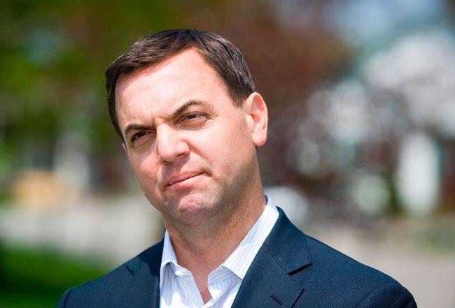 Conservative Leader Tim Hudak