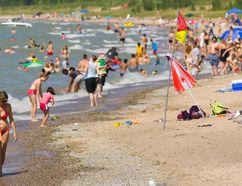 Grand Bend beach. (Postmedia Network file photo)