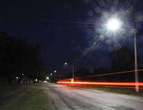 LED lights.
