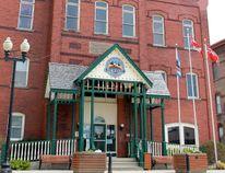 Seaforth's historic town hall