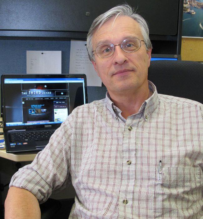 Queen's University computer expert David Skillicorn.