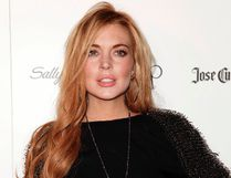 Lindsay Lohan. (Brian To/WENN)
