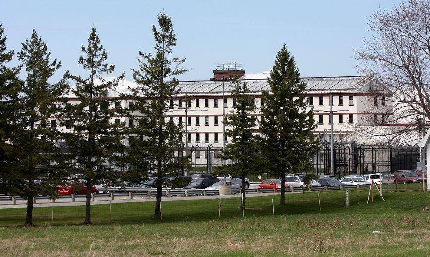 Pen squad arrests Joyceville Institution visitor — CSC