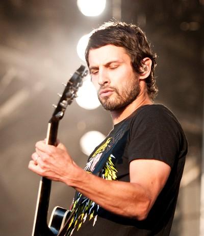 Sam Roberts performs at RBC Ottawa Bluesfest on Thursday, July 12, 2012. (Matthew Usherwood/ Ottawa Sun)