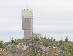 Vale's Stobie Mine./File photo