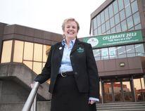 Sault Ste. Marie Mayor Debbie Amaroso.